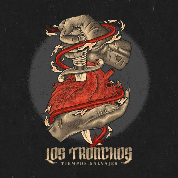 """Los Tronchos stream new album """"Tiempos Salvajes"""""""
