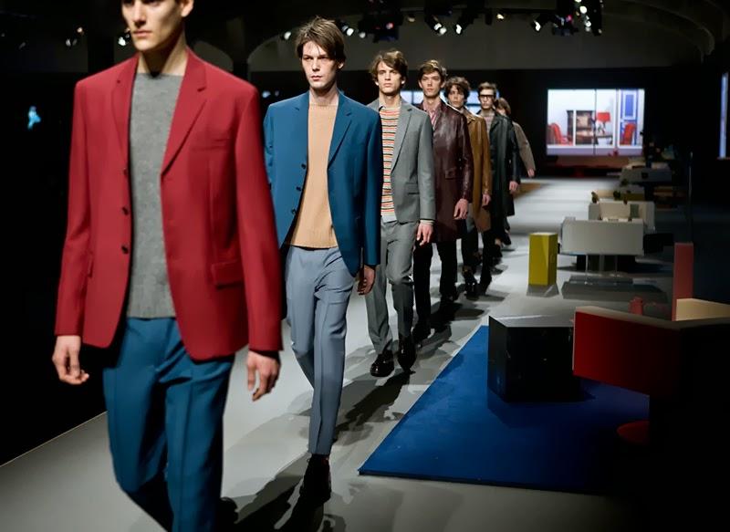 c485d63d53 Las mejores 105 combinaciones de ropa para hombres presentadas en el Fashion  Week 2014