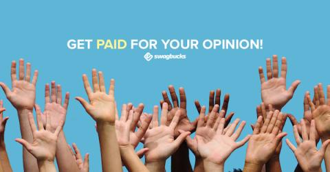 Image: If you're looking for a way to earn a little extra for your budget, taking Surveys on Swagbucks can be a great way to go!