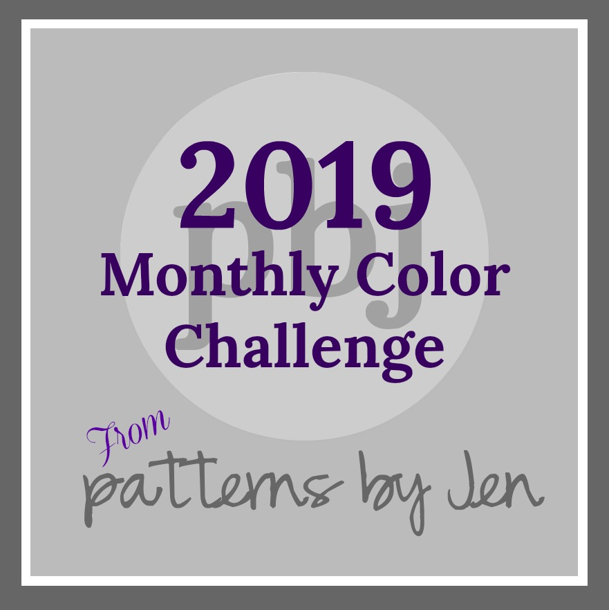 Monthly Color Challenge