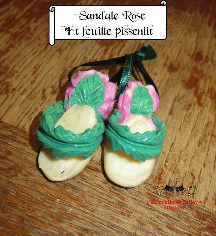 Créas-Fimo -  1 bête des chaussures feuilles (p9) + 1 bûche - Page 10 Diapositive8