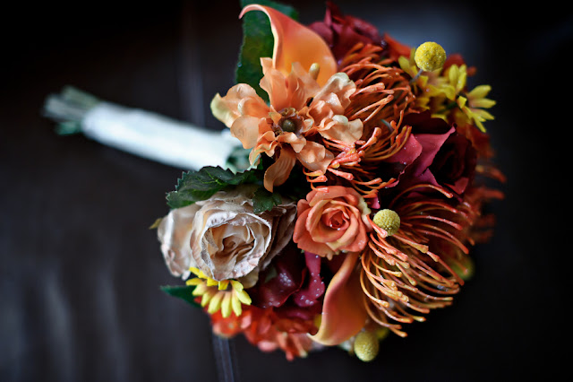 peach+green+mint+pistachio+autumn+fall+wedding+pink+dress+blush+bridal+gown+bride+crystal+sash+hair+makeup+alternative+offbeat+red+brown+purple+violet+yellow+orange+leaf+leaves+classic+sarah+kossuch+photography+3 - Salmon & Chiffon