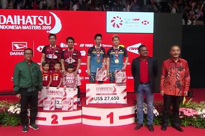 5 Kejadian Lucu Di Daihatsu Indonesia Masters 2019