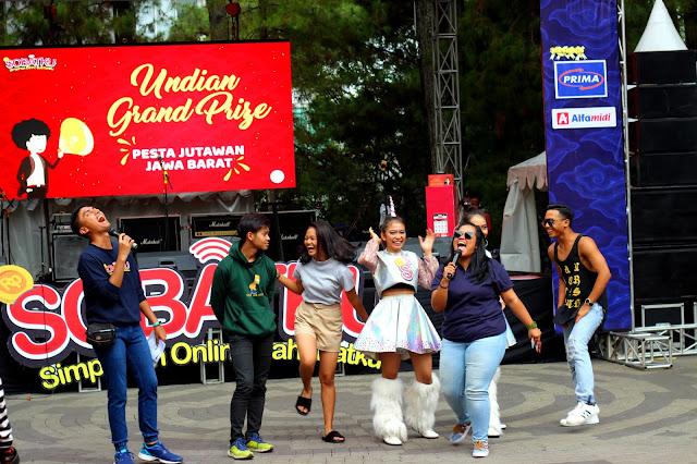 Indonesian Lifestyle Blogger - Salmanbiroe - Sobatku Pesta Jutawan Jabar