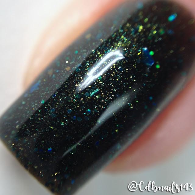Sassy Pants Polish-Mystic Emerald