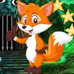 G4K Cartoon Fox Rescue Game