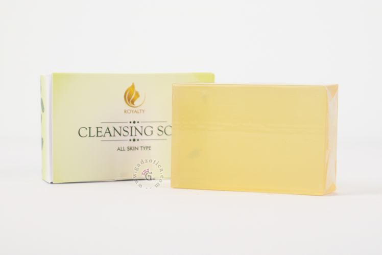 Royalty Cleansing Soap Review