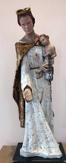 Mare de Déu de la Mercè, de Vilanova i la Geltrú