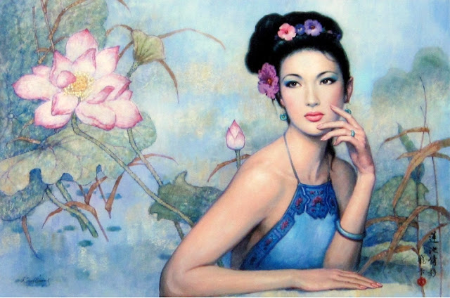 Karl Bang, 1935 Born Fantasy painter