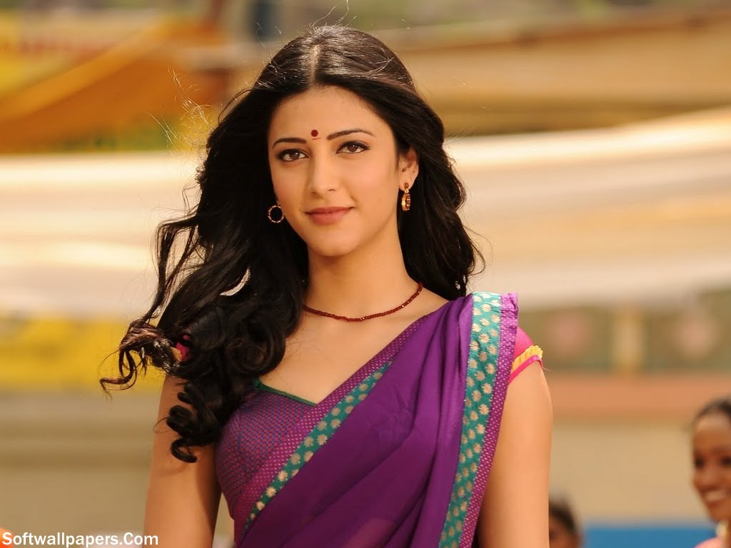 shruti haasan bollywood actress hot hd wallpapers | soft wallpapers