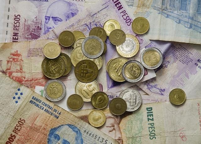 Como levar pesos para Buenos Aires