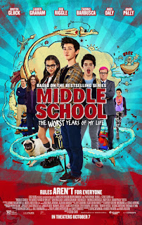 Watch Middle School: The Worst Years of My Life (2016) movie free online
