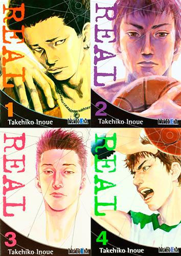 portadas real manga