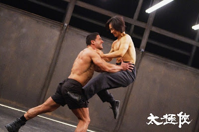 Thái Cực Hiệp - Man of Tai Chi 2013