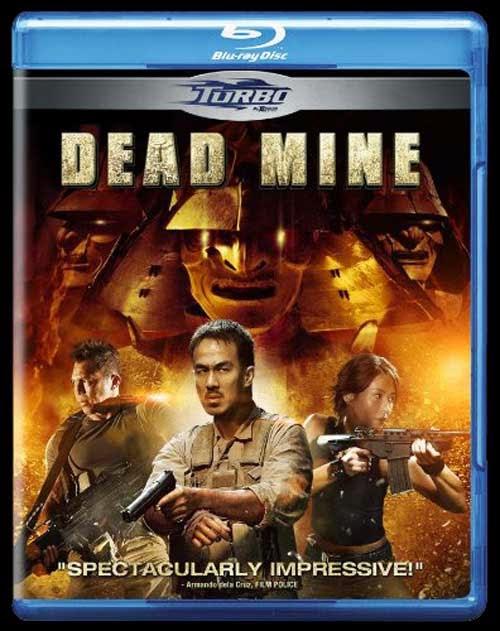 Dead Mine 2012 Hindi Dubbed Dual Audio BRRip 720p 850MB