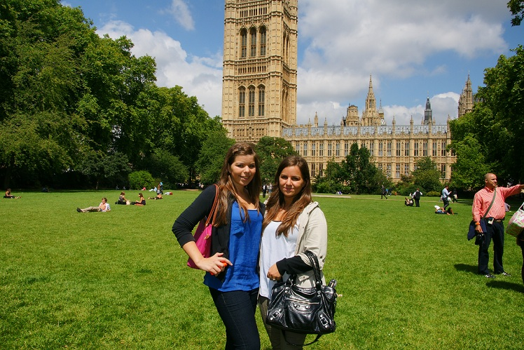 Westminster Abbey!