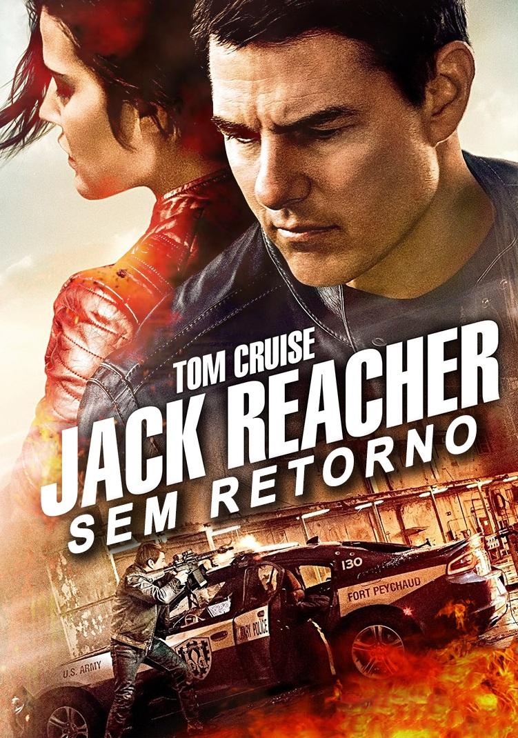 Jack Reacher Sem Retorno NETFLIX