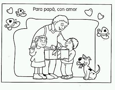 Banco De Imagenes Y Fotos Gratis Dibujos Del Dia Del Padre Para