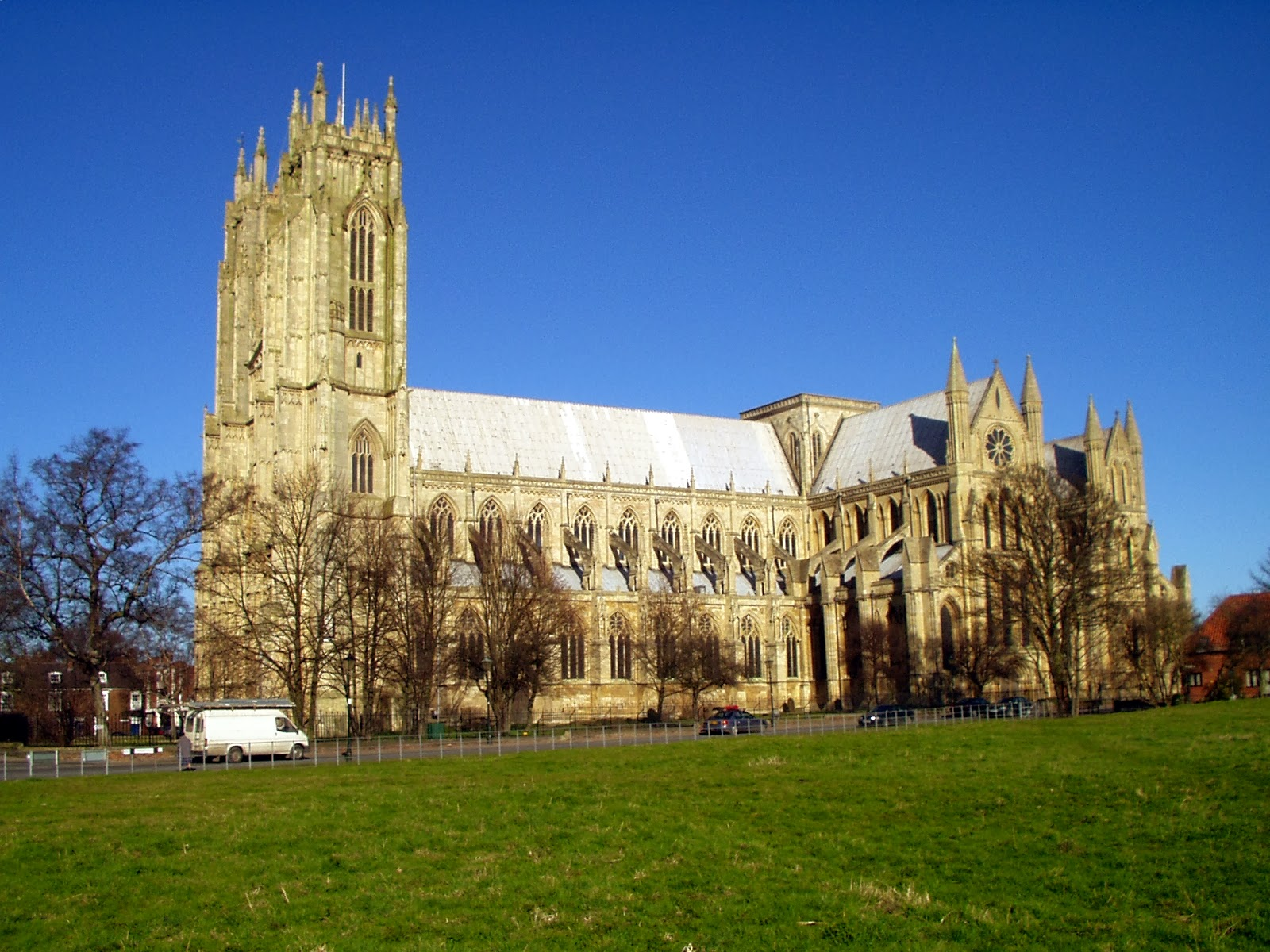 Roy S Blog Unusual Cathedral Stories