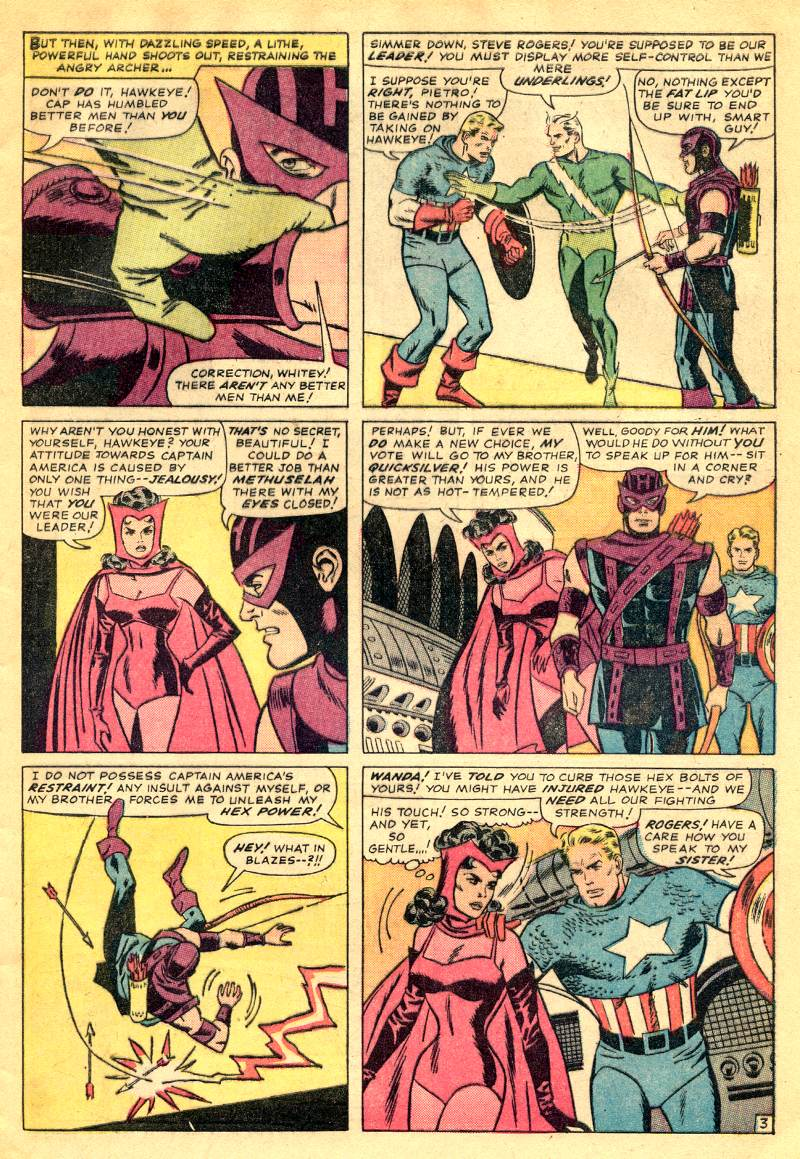 The Avengers (1963) 21 Page 4