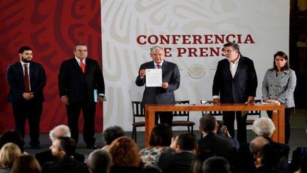 Gobierno de México elimina la condonación de impuestos