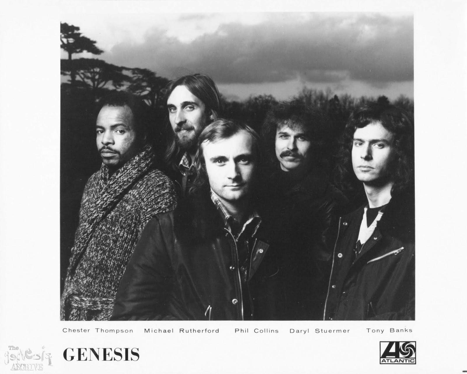 Rock On Vinyl: Genesis: Live - Not Authorised (1993) Bootleg
