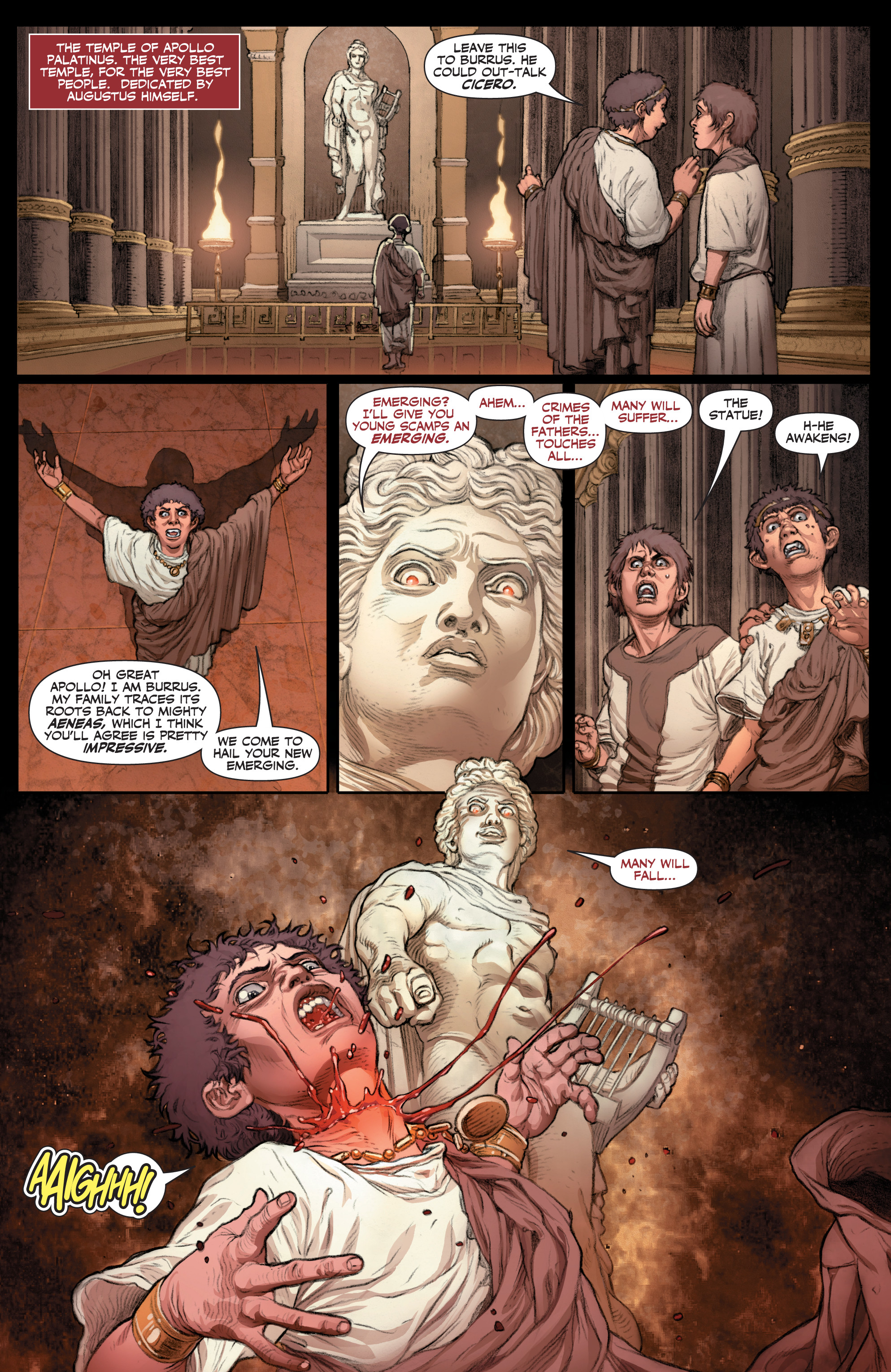 Read online Britannia: We Who Are About To Die comic -  Issue #3 - 25