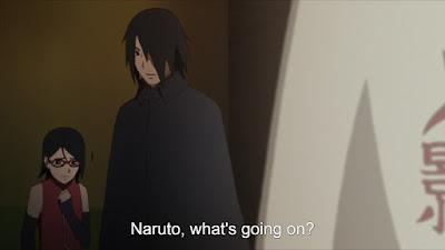 sasuke hampir membunuh sarada