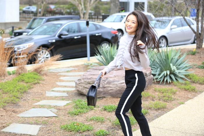 korean fashion blogger in dc