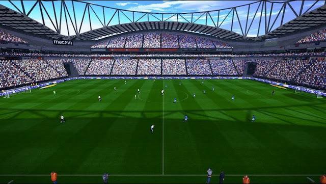 Macron Stadium (Bolton Wanderers FC) PES 2017