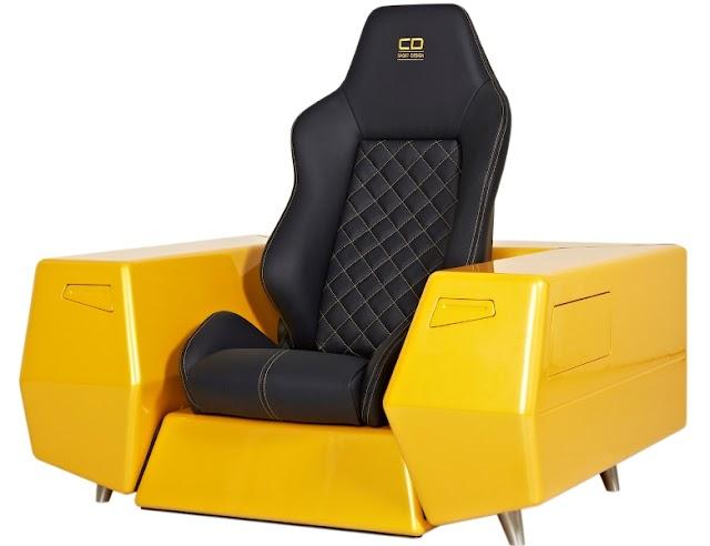 Luxury Porsche, Lamborghini Seats For Sports Car Enthusiasts