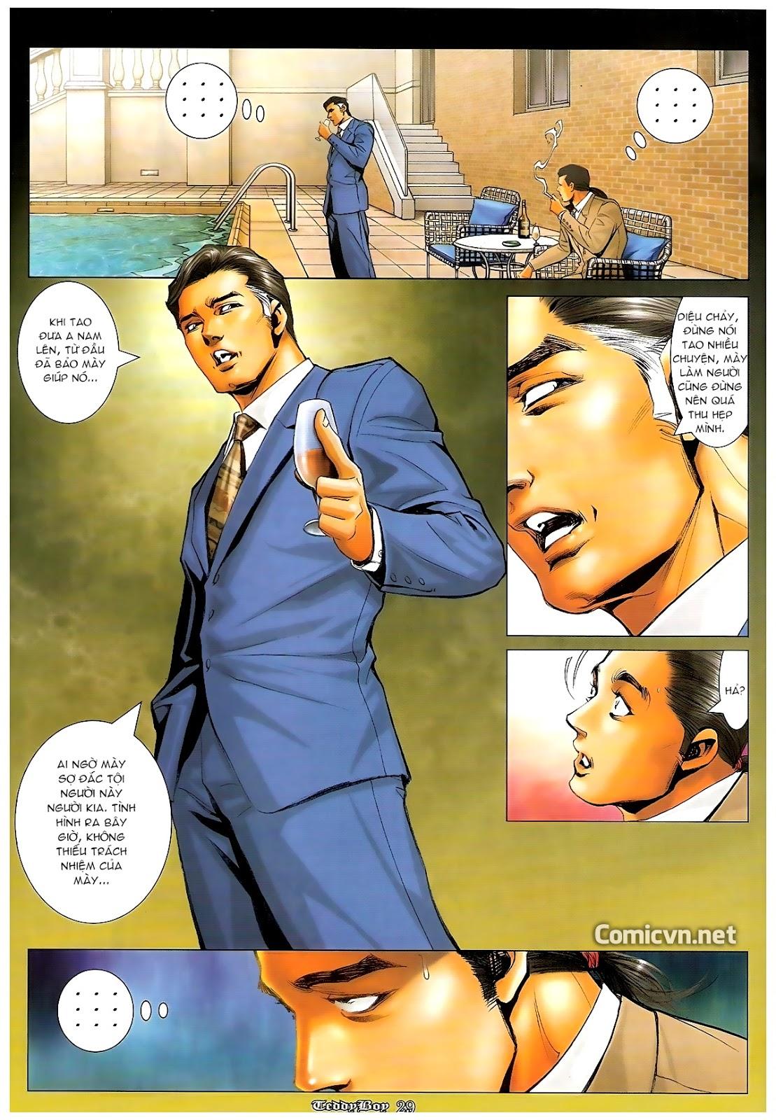 Người Trong Giang Hồ - Chapter 1208: Không nhìn lầm - Pic 26