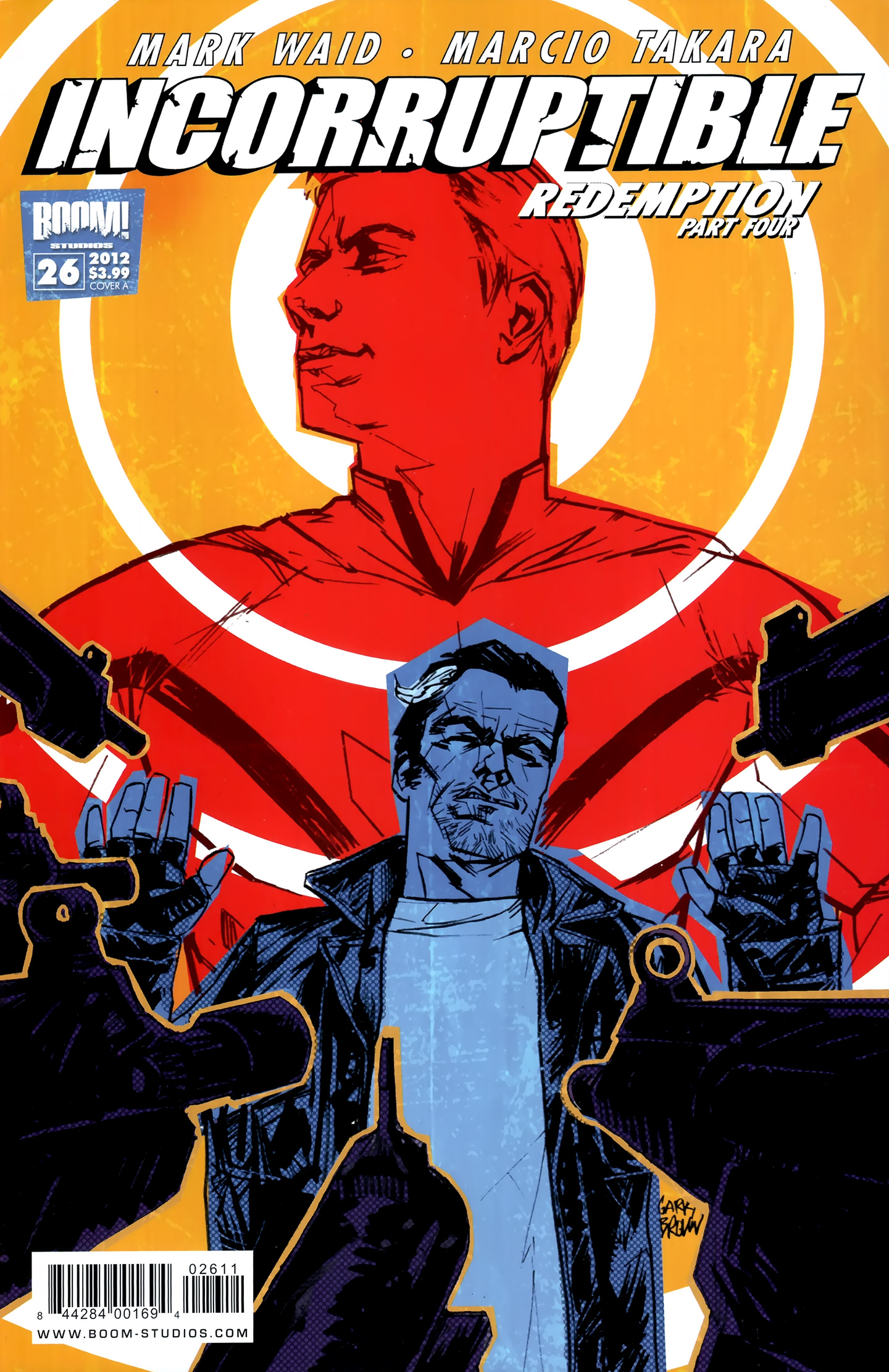 Read online Incorruptible comic -  Issue #26 - 1