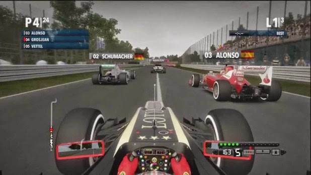 Download F1 Game Racing PC [ ISO ]
