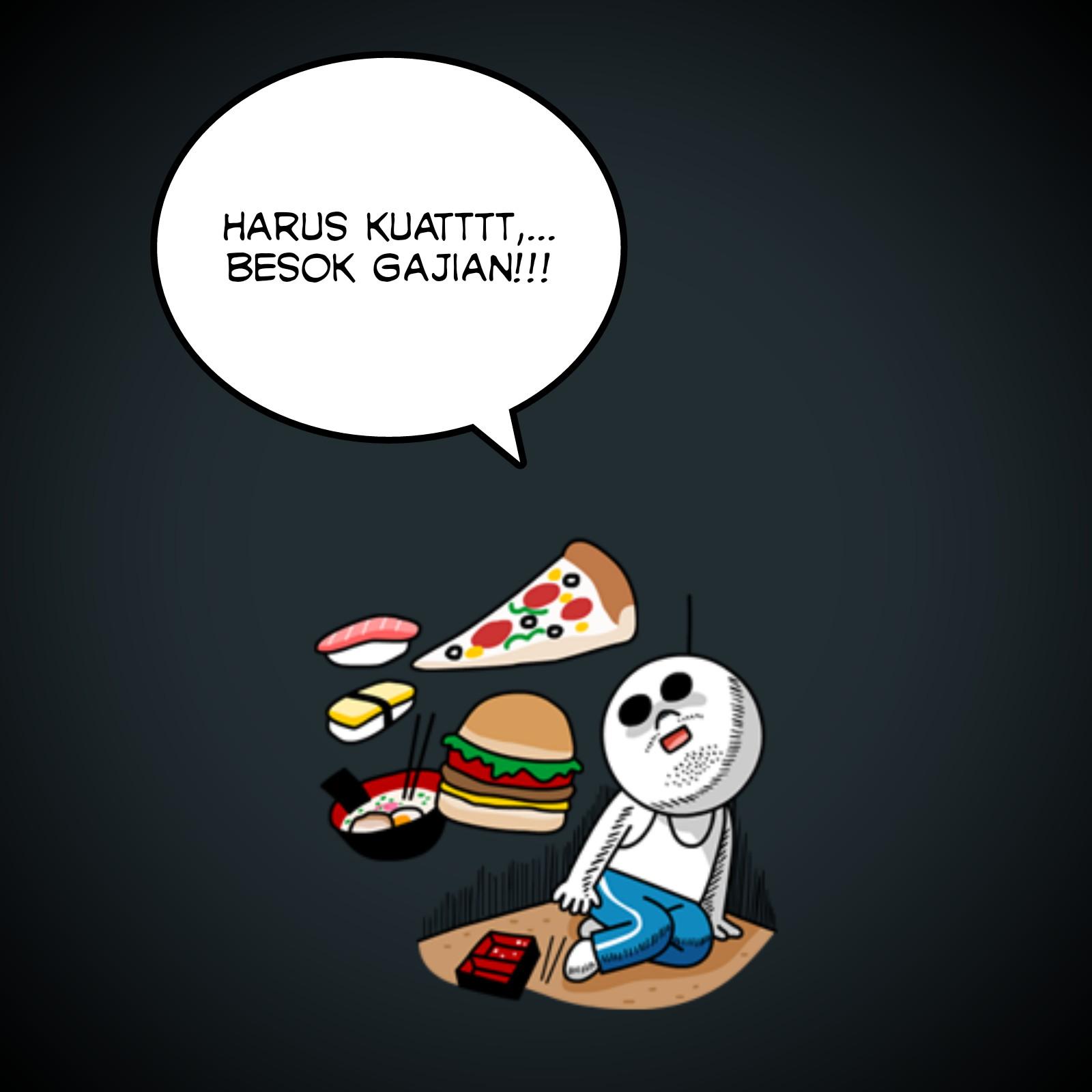 Baca comic strip, rage comic, meme comic, web toon, web comic bahasa Indonesia