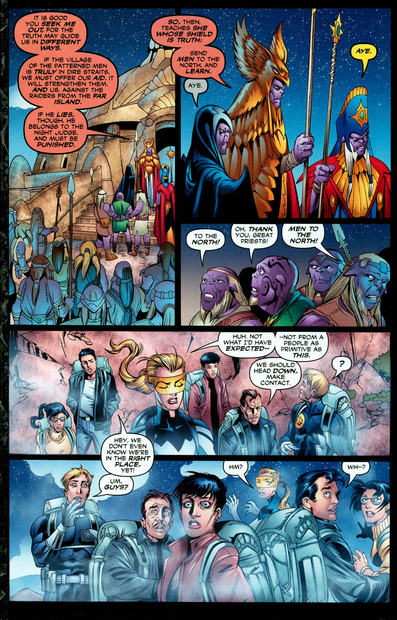 Read online Trinity (2008) comic -  Issue #28 - 16