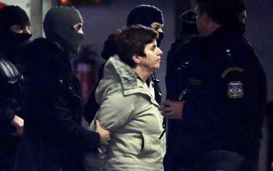 Απεργία πείνας και δίψας η Ρούπα γιατί δεν δίνουν το παιδί της στην οικογένεια της....
