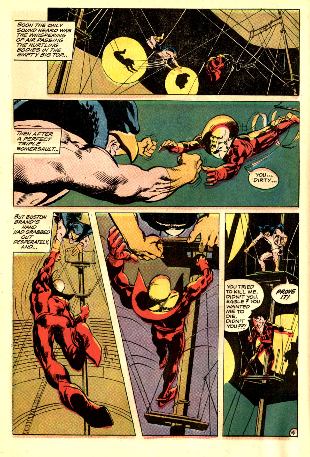 Strange Adventures (1950) issue 208 - Page 6