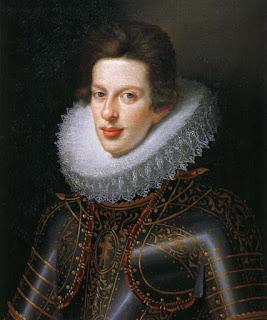 Portrait of Cosimo II de' Medici