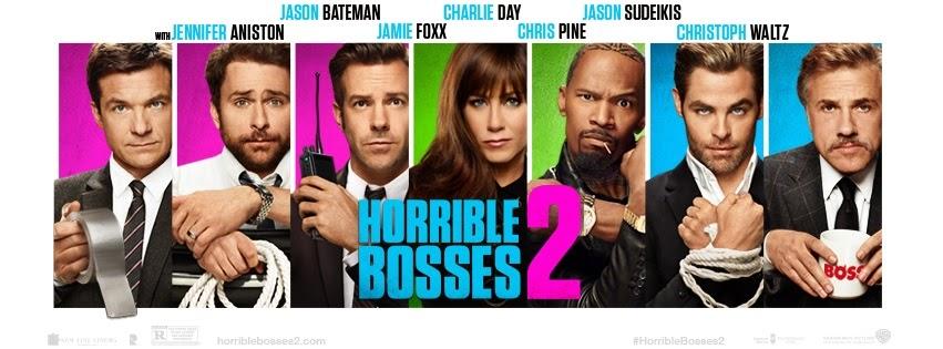Review Horrible Bosses 2 E Manic