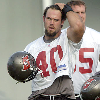 Rainbow Colored South: Extremely Hot -- Mike Alstott