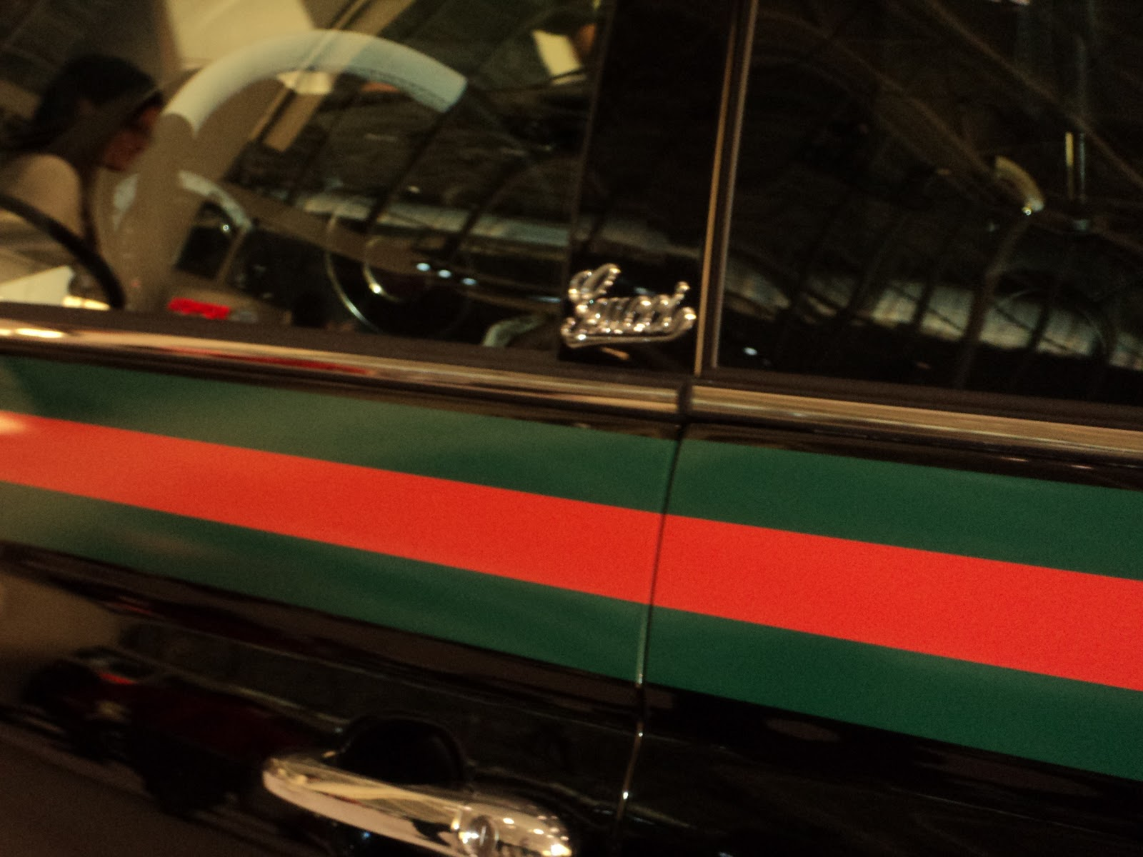 New England Fine Living : Photos of the ultra cute Gucci Car