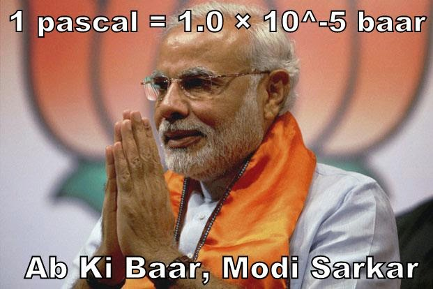 Different 'Abki Baar, Modi Sarkar' Slogans trending on