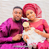 Actor Nosa Rex and Wife Celebrate First Wedding Anniversary with Lovely Family Photos