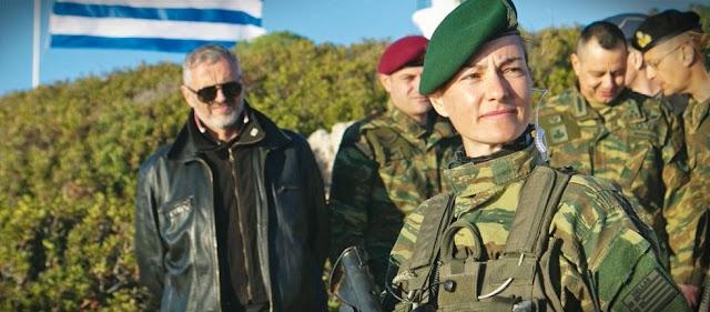 Γυναίκες και Ένοπλες Δυνάμεις: Γκρέμισαν όλα τα «κάστρα» (ΦΩΤΟ)