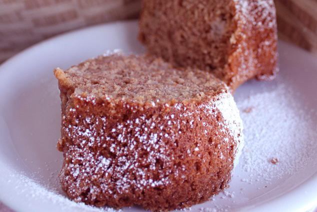 Butter Pecan Scratch Pound Cake