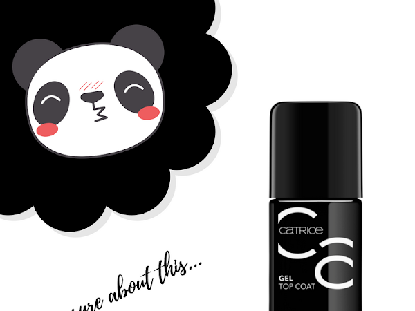 Catrice ICONails Gel Top Coat