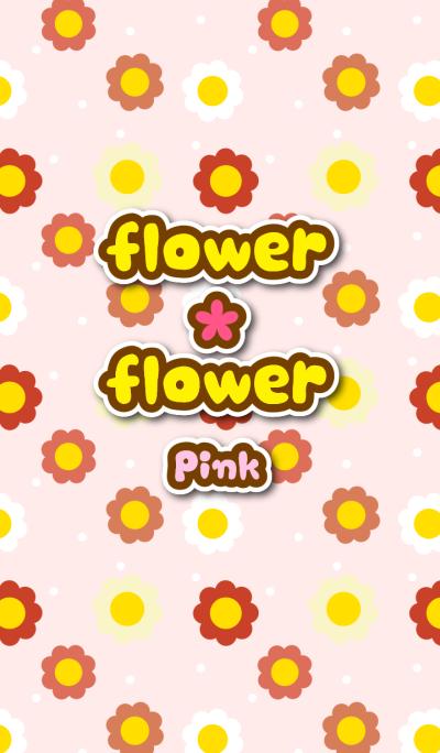 flower flower pink