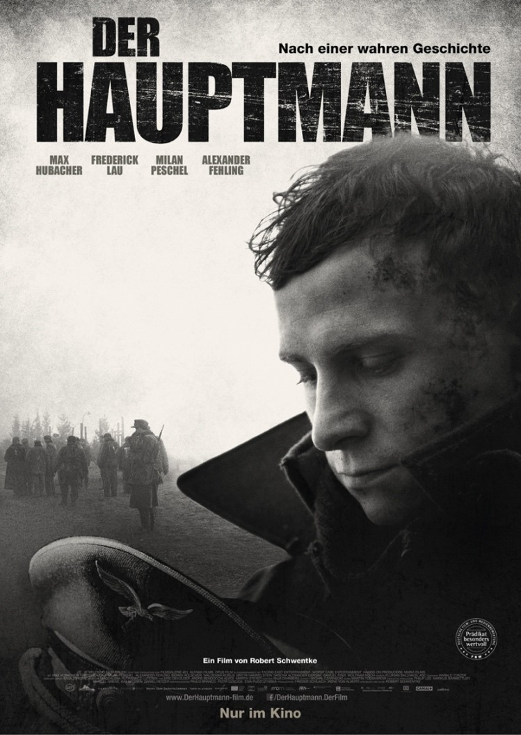 """""""Kapitan"""" - niezwykły film o II wojnie światowej. Premiera 22 marca w kinach!"""