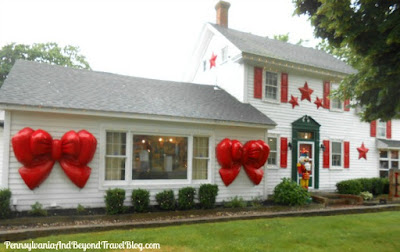 Winterwood Gift and Christmas Shoppe in Cape May New Jersey
